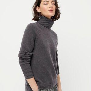 J. Crew Sweaters - JCrew Turtleneck sweater in supersoft yarn